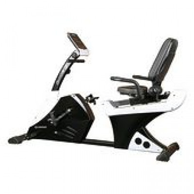 Велотренажер горизонтальный GRAND RB16-M Black