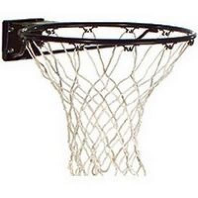 Баскетбольное кольцо Spalding 7801SCN Black Slam Jam Rim