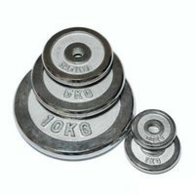 Диск хромированный Stein 2,5 кг 25 мм (DB6020-2,5)