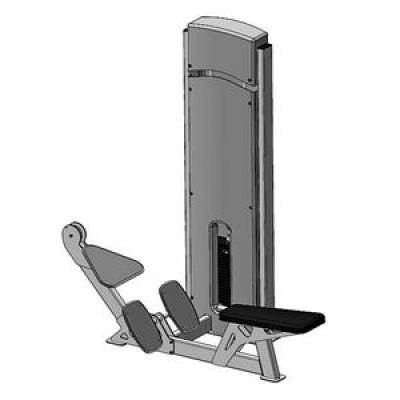 Блок для мышц спины (нижняя тяга) FWF А 104