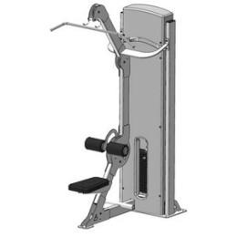Блок для мышц спины (верхняя тяга) FWF А 105