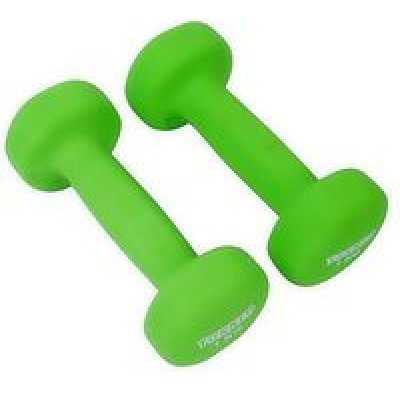 Гантели для фитнеса Torneo 1 кг A-928P