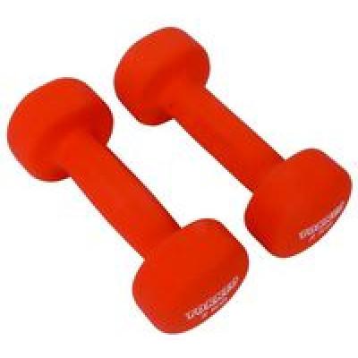 Гантели для фитнеса Torneo 2 кг A-929P
