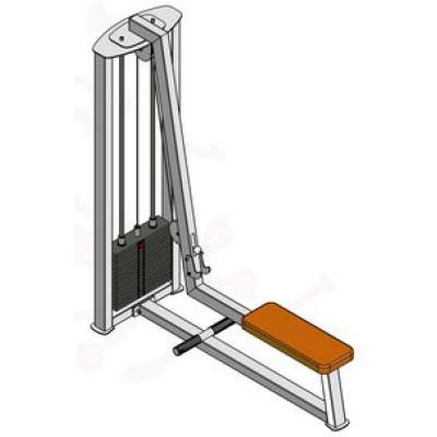 Блок для мышц спины ТС-202