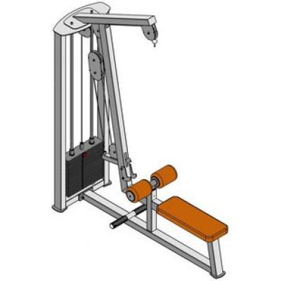 Блок для мышц спины кобинированый ТС-217