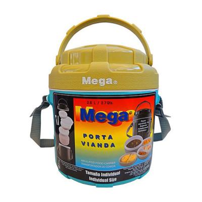 Изотермический контейнер для еды туристический Mega 2,6 л
