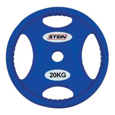 Диск полиуретановый Stein 20кг (DB6062-20)