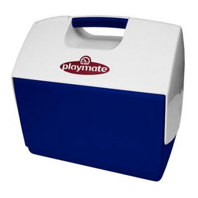 Изотермический контейнер Playmate Elite синий, 15 л