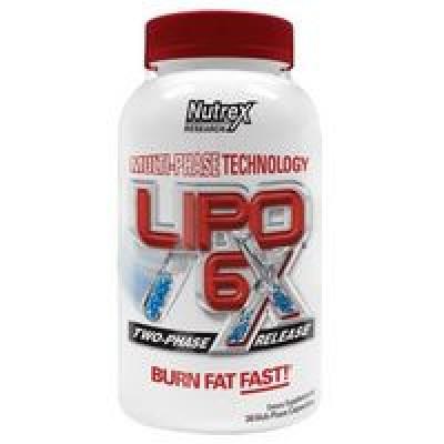 Жиросжигатель Nutrex Lipo 6 240 капсул