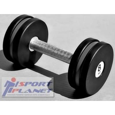 Гантель проф Sport-Planet 8 кг