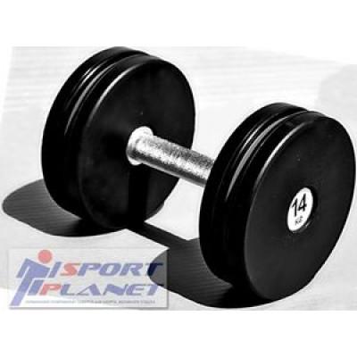 Гантель проф Sport-Planet 14 кг