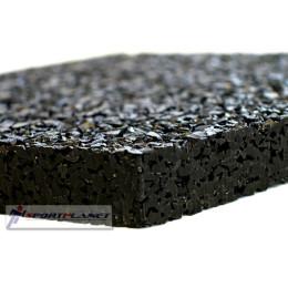 Резиновое покрытие Eco Sport 25мм (черный)