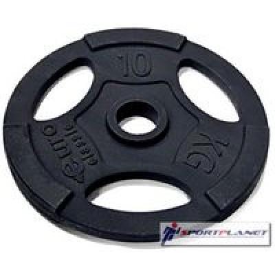 Диск чугунный USA Style 10 кг, D50 мм