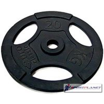 Диск чугунный USA Style 20 кг, D50 мм