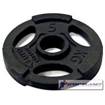 Диск чугунный USA Style 5  кг, D50 мм
